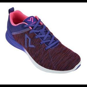 Vionic Adley Purple/Pink Mesh Sneakers Size 6